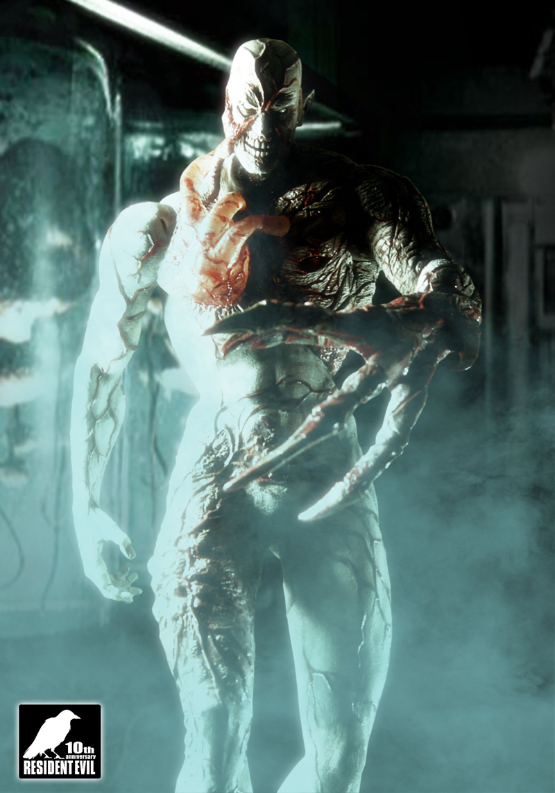 Who was the toughest boss in all Resident Evil games ... Resident Evil Tyrant T 002