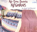 Leisure Arts 1072 All-Time Favorite Afghans