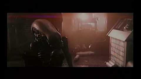 SPlp/Obcy 8 pasażer Nostromo . . . coś niewyszło --.--