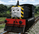 Mavis and the Track Repairs