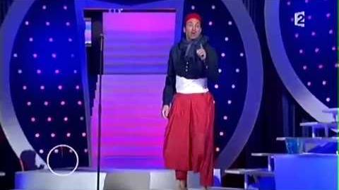 Un candidat de l'Eurovision de la chanson rentre déçu