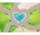 850596 Heartlake City Playmat