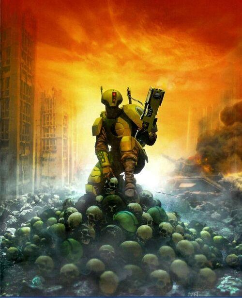 Warhammer 40K Wiki