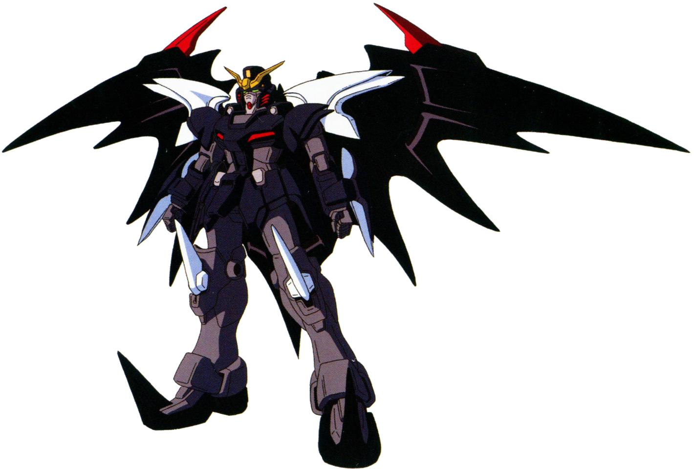 XXXG-01D2 Gundam Death...
