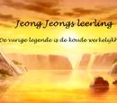Jeong Jeongs leerling: Aandachtspunten