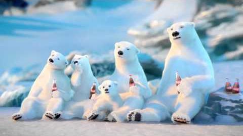 Coca-Cola Polar Bears Commercial 2013