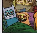 Robots Espeluznantes de Finn y Jake