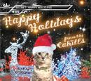 Card 455: Happy Holidays