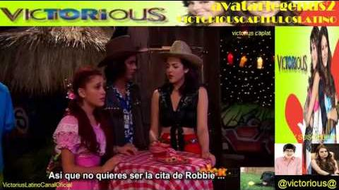 Victorious One Thousand Berry Balls Subtitulado Español Latino