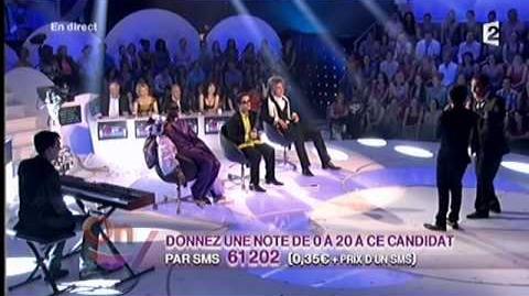 Florent Peyre - Prime 3 The Voice - ONDAR