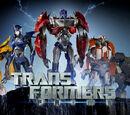 Tranformers prime