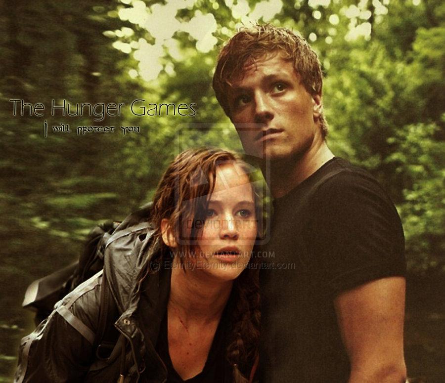 Image - Katniss and peeta.jpg - The Hunger Games Wiki