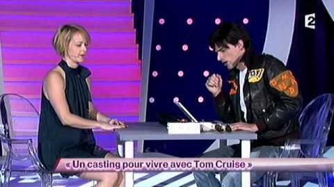 Un casting pour vivre avec Tom Cruise