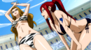 Evergreen and Erza on the contest.png