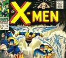 X-Men (vol. 1) 25