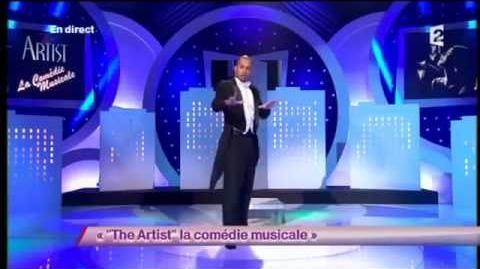 """""""The Artist"""" la comédie musicale"""