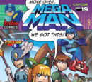 Mega Man Issue 19 (Archie Comics)