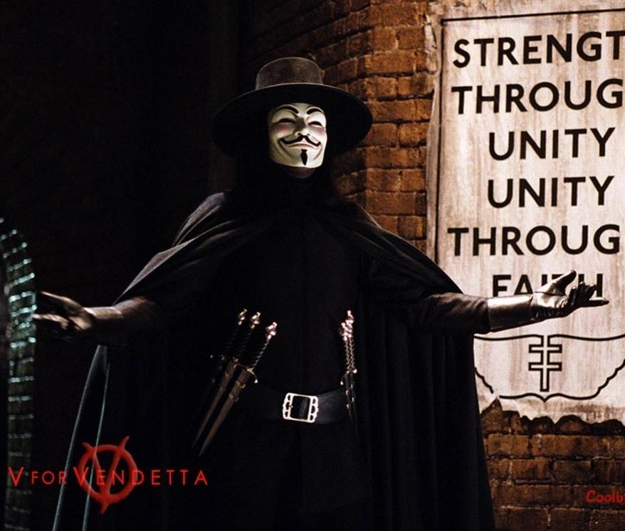 v for vendetta hero or villain essay