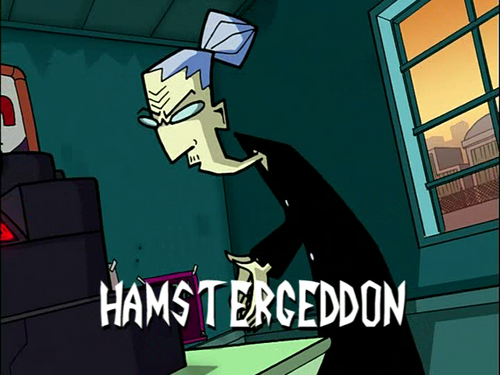 Hamstergeddon