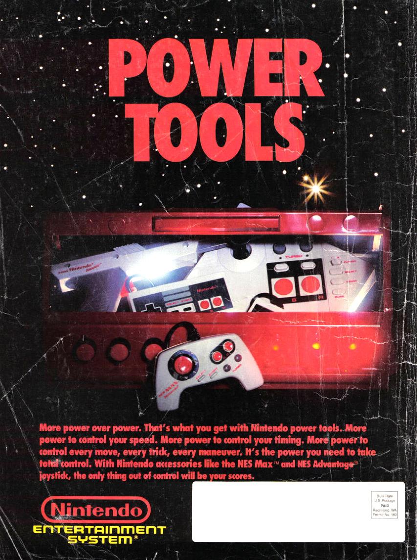 Nintendo Power Magazine - November 2011 - Mario Kart Cover