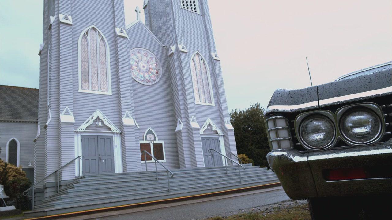 Igreja - França CHallowedground