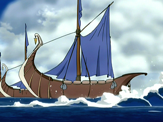 Image - Cutter sailing ship.png - Avatar Wiki, the Avatar ...