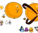 Персонажи игр Angry Birds