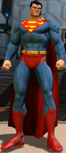 son of krypton dcuo