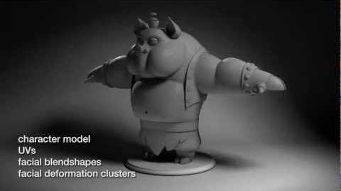 Sam Wey Character Show Reel Kung Fu Panda Legends of Awesomeness