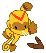 Boomerang Thrower - Bloons Wiki
