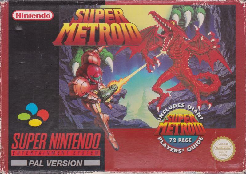The best/worst retro Box art thread Super_Metroid_PAL_boxart