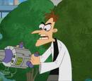 Heinz Doofenshmirtz/Season 4