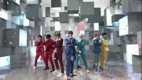 120527 Super Junior Mr. Simple MV (LG Version) HD
