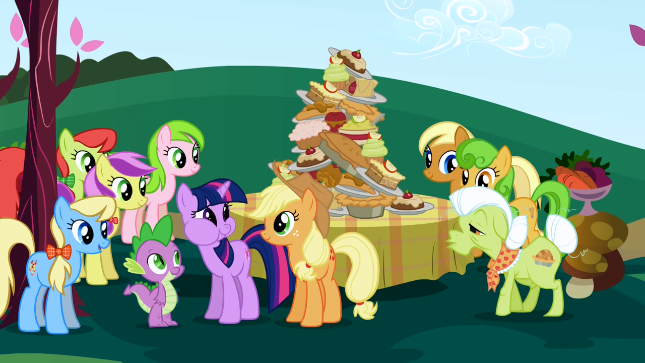 Food And Beverage My Little Pony Friendship Is Magic