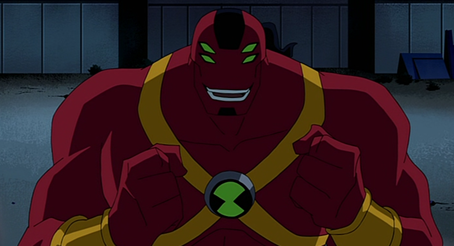 Ben 10 Ultimate Four Arms: Four Arms Reflected 1.PNG