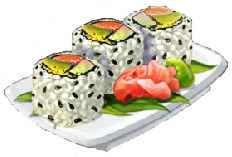 Recipe-California Roll
