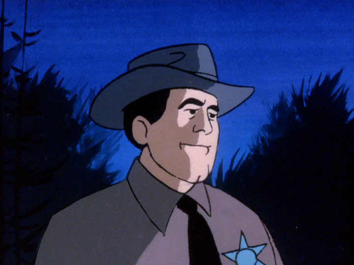 Sheriff A Gaggle Of Galloping Ghosts Scoobypedia The Scooby Doo Wiki