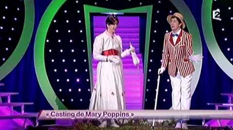 Casting de Mary Poppins