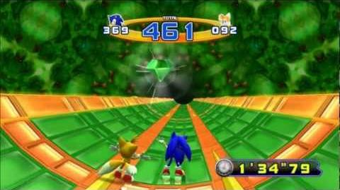Sonic 4 Episode 2 - Special Stage 6-1