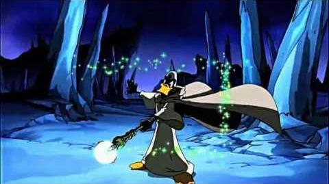 Pato Lucas, el hechicero