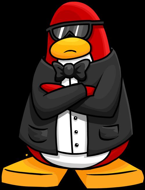 G Club Penguin Wiki Secret Agent - Club Pe...