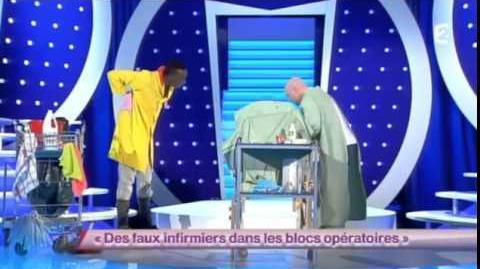 Des faux infirmiers dans les blocs opératoires