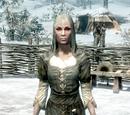 Skyrim: キャラクター