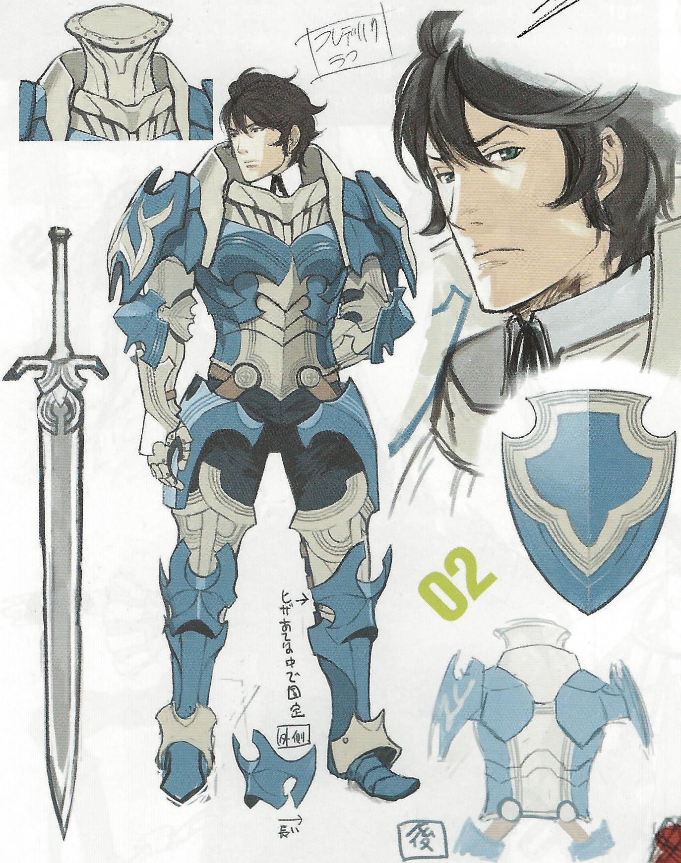frederick the fire emblem wiki shadow dragon radiant dawn path of radiance and more. Black Bedroom Furniture Sets. Home Design Ideas