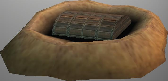 Treasure chest patch interlude definition