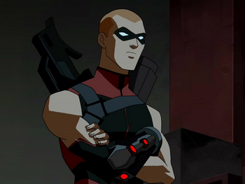 Image - Arsenal.png - ... Robin The Boy Wonder Young Justice