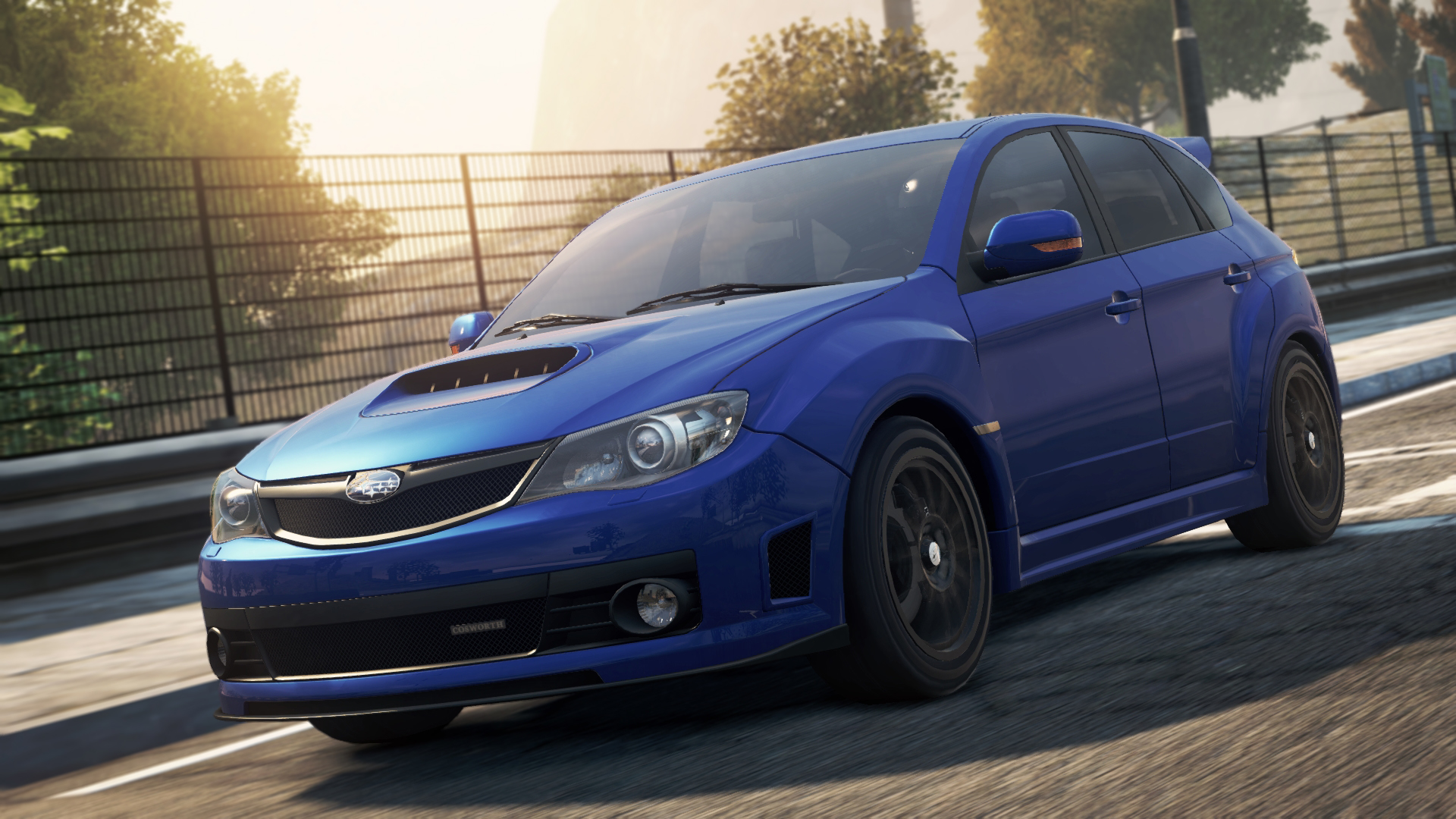 subaru cosworth impreza sti cs400 at the need for speed wiki need for speed series information. Black Bedroom Furniture Sets. Home Design Ideas