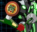 Level 003 Mecha Arms