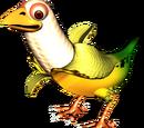 Pássaro Banana
