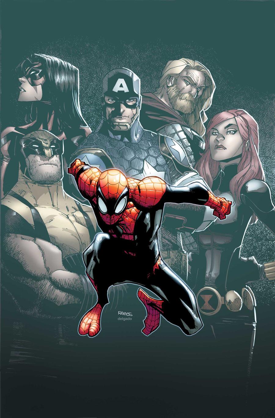 U Spiderman Superior Spider...